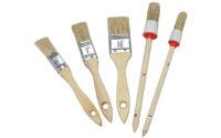 Pinsel-Set für Maler- und Lakierarbeiten