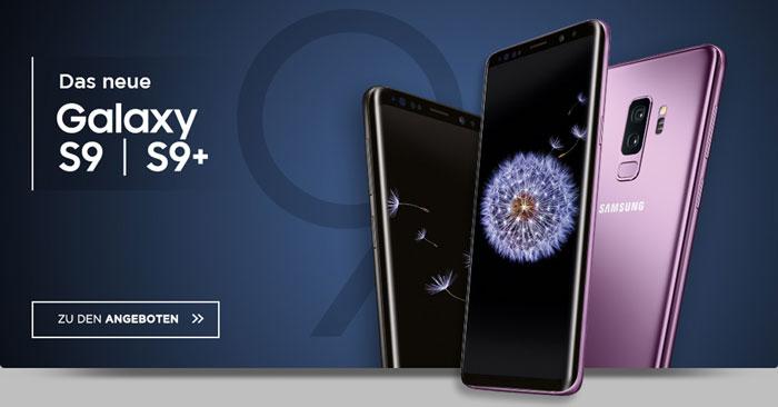 Otelo Allnet-Flat Comfort + Galaxy S9