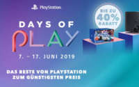 Playstation Days of Play Sale