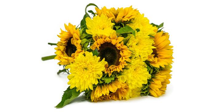 Blumenstrauß Sunshine Love