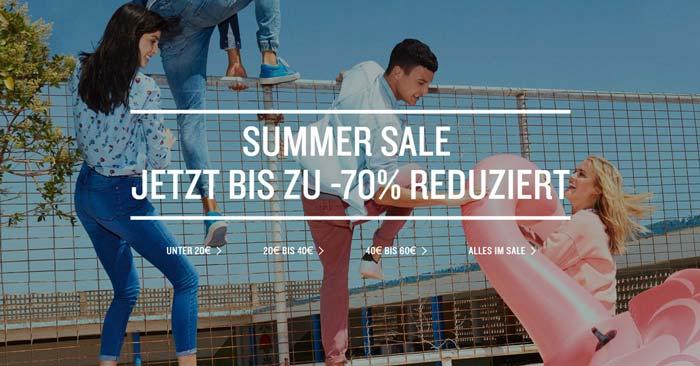 Tom Tailor Sommerschlussverkauf