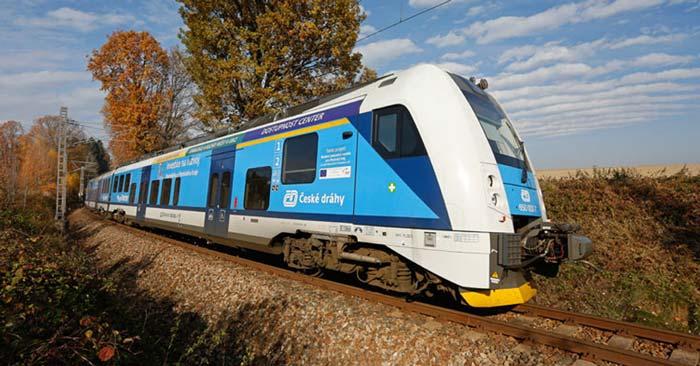 Tschechische Bahn Sommer Ticket