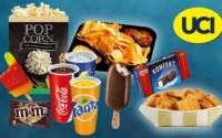 UCI Kinowelt Wertgutschein Snacks & Drinks