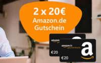 Verivox Strom- und Gas-Wechsel Amazon Gutschein