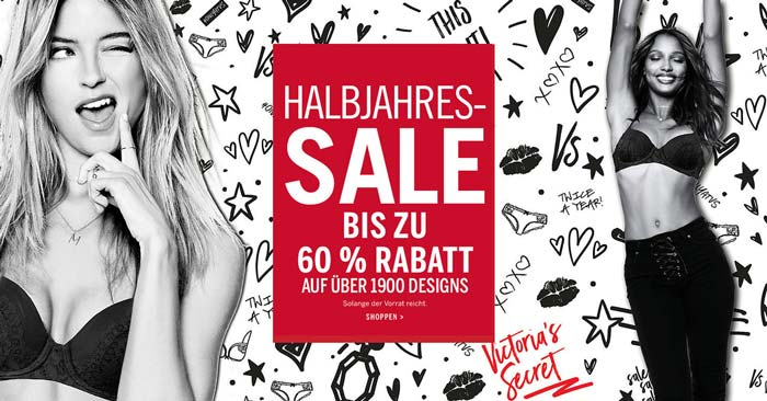 Victoria's Secret Sale