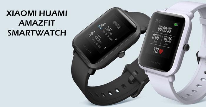 Xiaomi Huami Amazfit BIP Lite Smartwatch