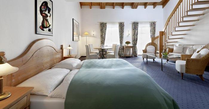 Zimmer Hotel Margarethenhof