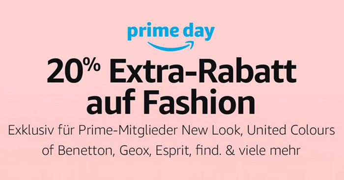 Amazon Fashion Rabatt