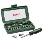 Bosch Promoline Schraubendreher Bit-Set (46-teilig) für 14,99€