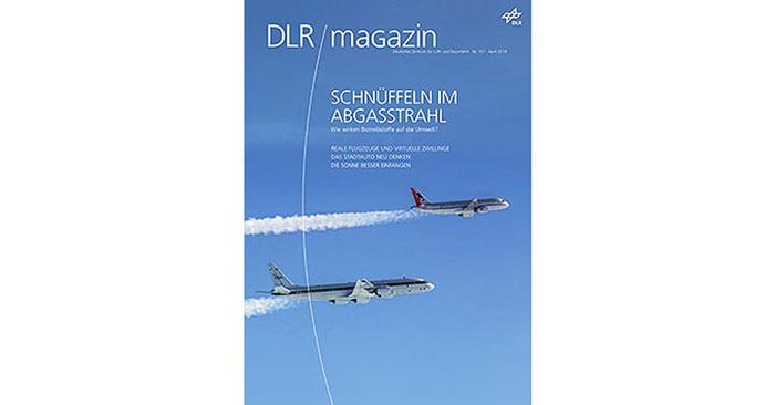 Kostenloses DLR Magazin