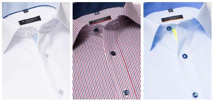 Eterna Hemden Beispiel