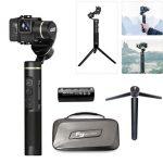 Feiyu-Tech G6 Gimbal (Bildstabilisierung) für GoPro & andere Actionkameras für 149,99€