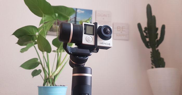 Feiyu Tech G6 Gimbal + GoPro