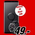 Media Markt Tarife Galaxy S9