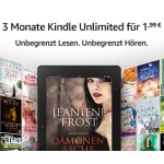 2 Monate Amazon Kindle Unlimited kostenlos testen