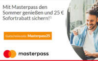 Alternate Gutschein Masterpass