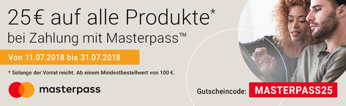 Notebooksbilliger Masterpass Aktion