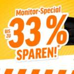 Notebooksbilliger Monitor-Special