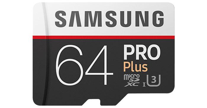 Samsung Pro Plus Micro-SDXC