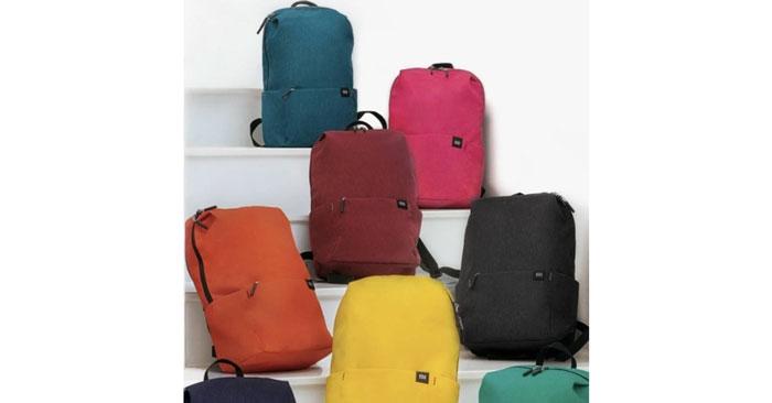 Xiaomi Mi Rucksack Farben