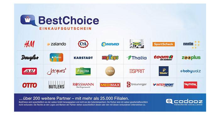 5€ BestChoice Gutschein für o2 Kunden