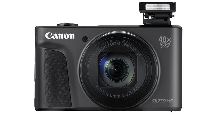 Canon Powershot SX730 HS Digitalkamera