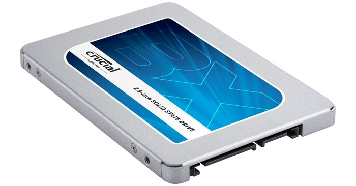 Crucial BX300 Festplatte