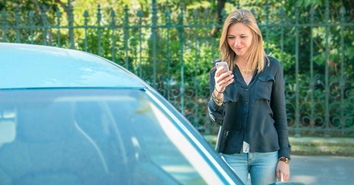 Drivy Mietwagen App