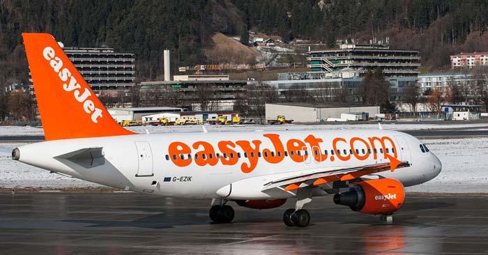 Flugverbindung Berlin - Köln mit EasyJet