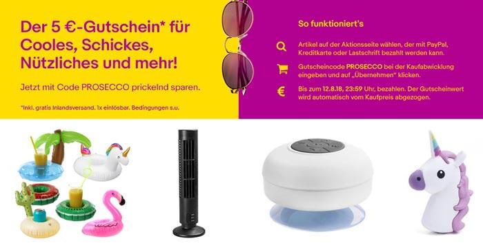 eBay Sommeraktion