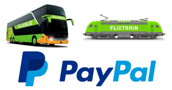 Flixbus PayPal Aktion