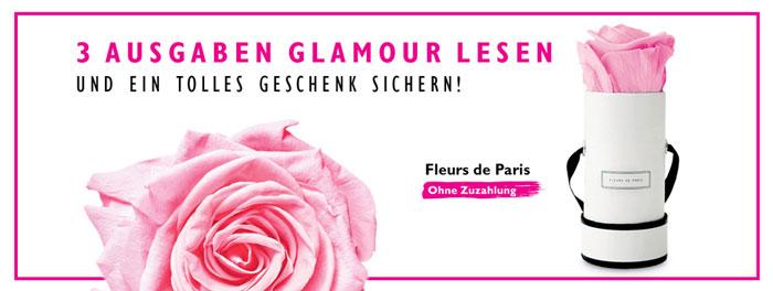 Glamour Miniabo Fleurs de Paris