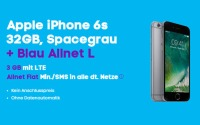 Apple iPhone 6s + Blau Allnet L