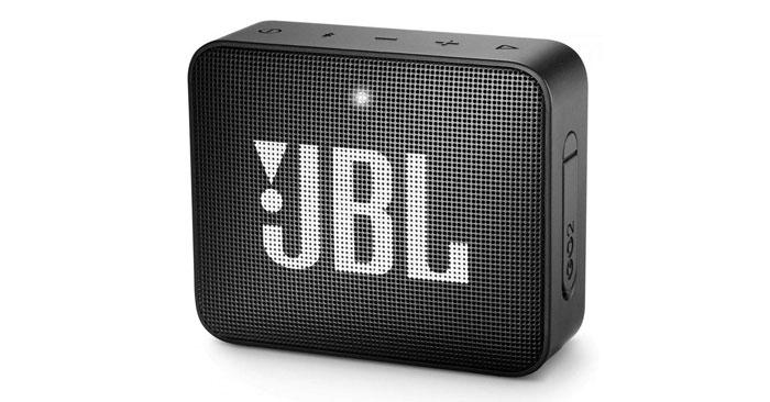 JBL Go 2 Bluetooth Lautsprecher