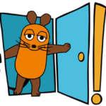 Sendung mit der Maus Türöffner Tag