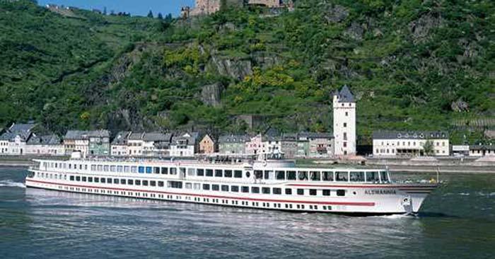 Rhein Mini-Kreuzfahrt