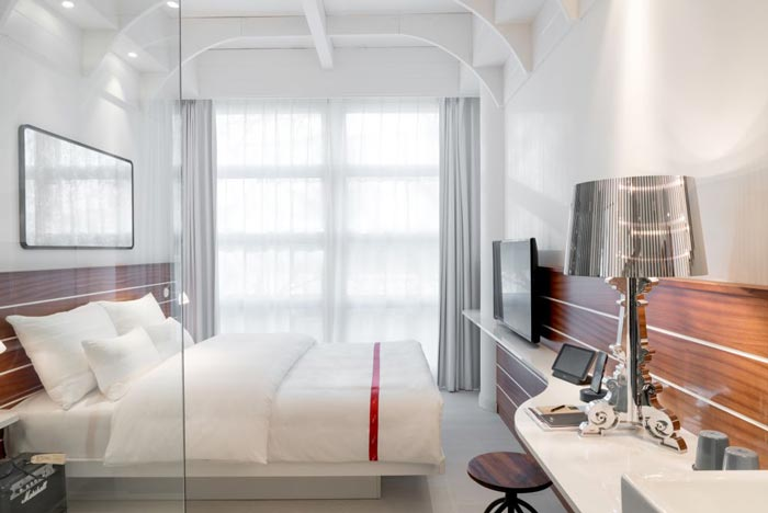 Ruby Lotti Hotel Zimmer