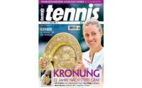 Tennis Magazin Jahresabo