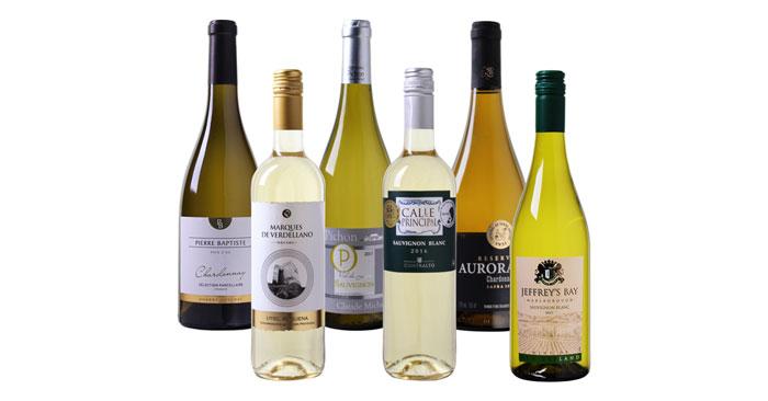 Weinvorteil Probierpaket Weißwein