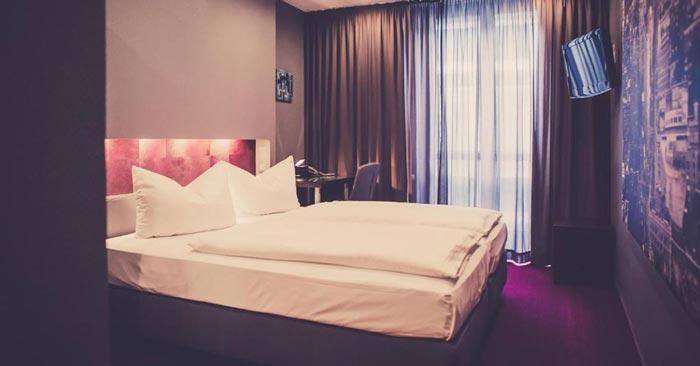 Zimmer Hotel am Augustinerplatz
