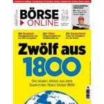 Magazin Börse Online