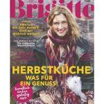 Brigitte Prämienabo: 7 Ausgaben für 28€ + 28€ Verrechnungsscheck