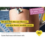 BVG Nextbike Kooperation