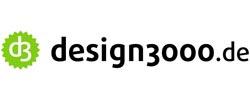Design3000: 15% Rabatt auf alles