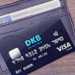Kostenloses DKB Girokonto + gratis Kreditkarte + 25€ Amazon Gutschein