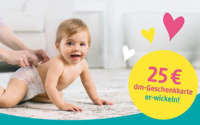 dm & Pampers Vorteilsaktion
