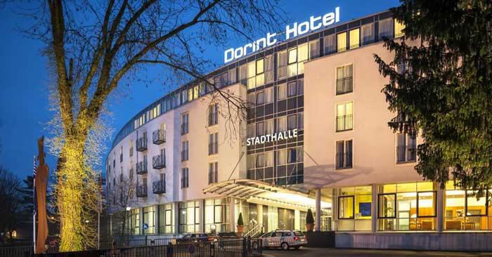 Dorint Hotel Düsseldorf Neuss