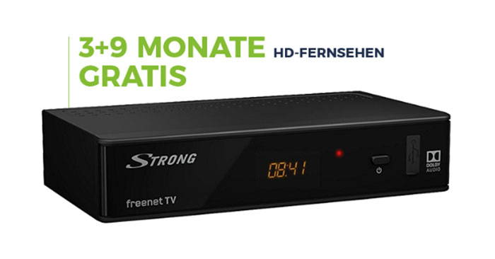Freenet TV DVB-T2 Receiver