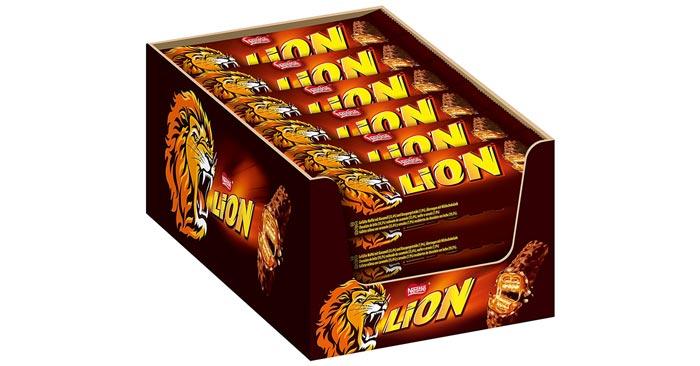 Lion Schokoriegel