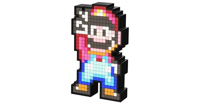 Pixel Pals Leuchtfiguren